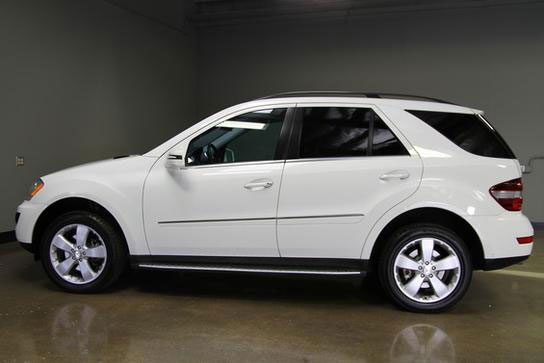 Used 2011 Mercedes-Benz ML350 2WD