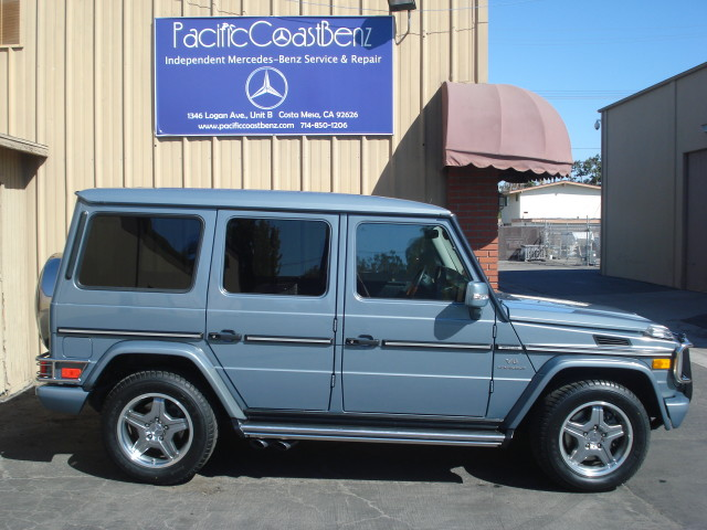 Used 2008 Mercedes-Benz G55 AMG 4MATIC