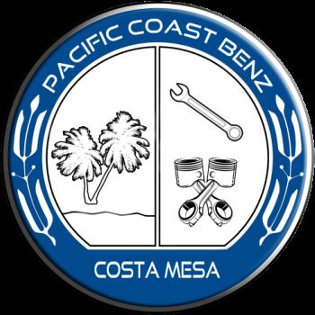 Pacific Coast Benz Logo