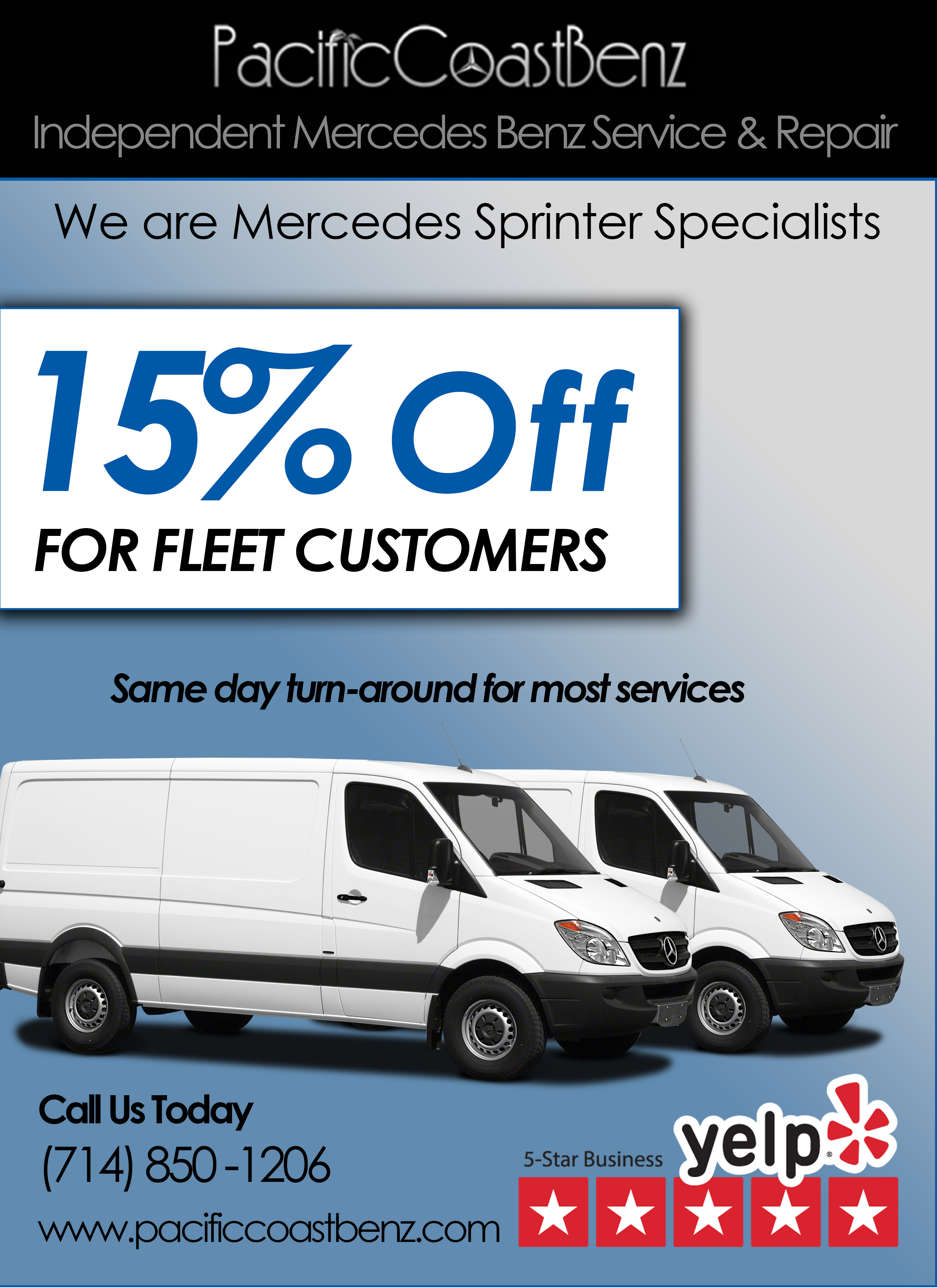Sprinter Service